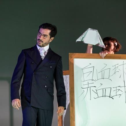 © Salzburger Festspiele / Erika Mayer, v.l.n.r. Gustavo Strauß, Katharina Halus