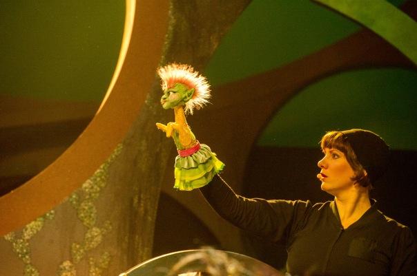 Copyright Rita Newman - Peter Pan / Theater der Jugend