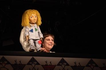 Paula (Puppenbau: Simon Buchegger), Katharina Halus